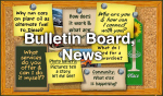 Bulletin Board News